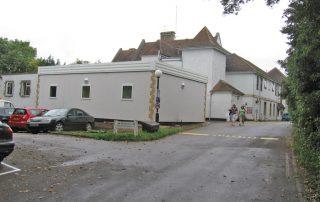 Outpatients Extension 2008