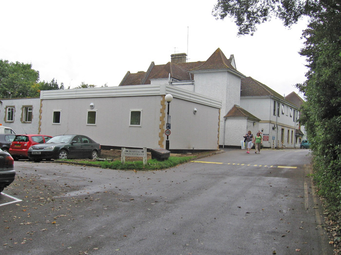 Outpatients Extension 2008