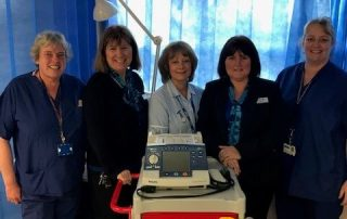 The Coventry - Defib trolley