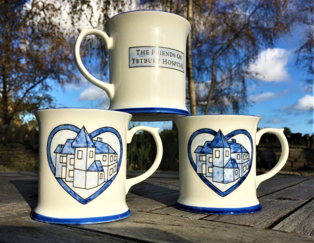 Tetbury Hospital Friends Mug